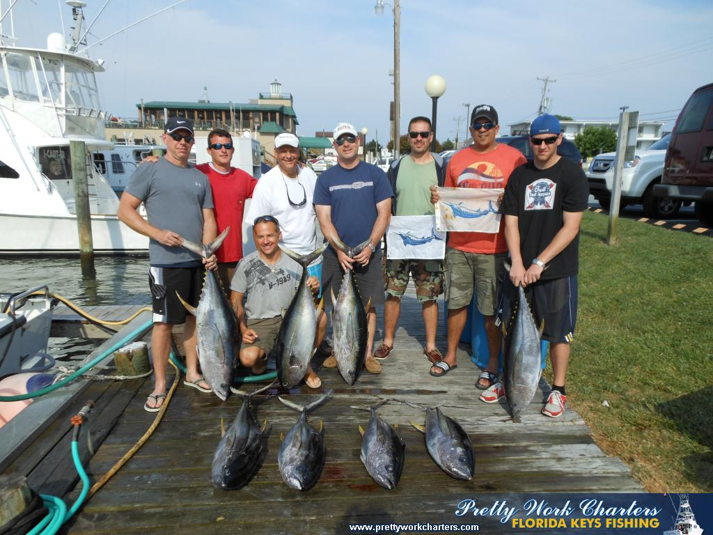 Media group fishing charters in ocean city md and for Fishing report ocean city md