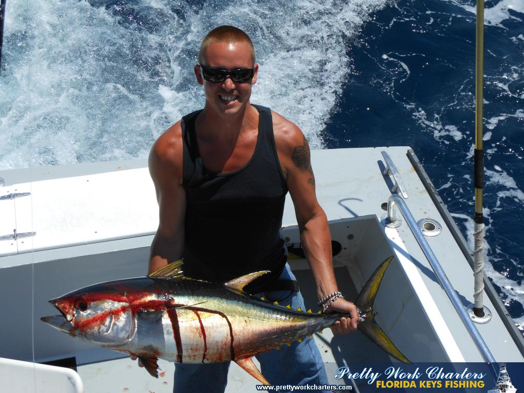 Nice tuna group fishing charters in ocean city md and for Maryland fish and game