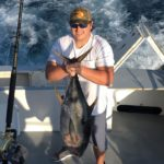 Live fishing report yellowfin