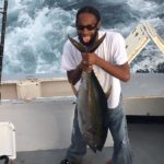 Live fishing report yellowfin
