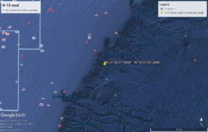 offshore live report Ocean Cuty
