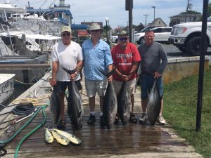 offshore fishing report oCMD