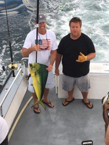 Live offshore tuna report