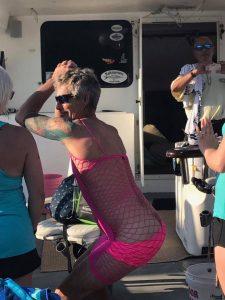 Poor Girls Open twerking