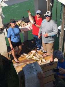 Islamorada fishing report snappers