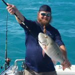 snapper fishing Islamorada November