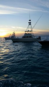 Islamorada fishing in December 2017