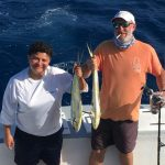 Islamorada February fishing report dolphin
