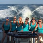 Poor Girls Open white marlin
