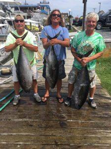 OCMD tuna fishing
