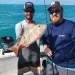 November Islamorada fishing. Snappers
