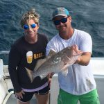 December Islamorada fishing grouper