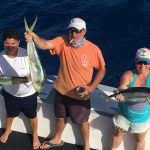 Islamorada February fishing report dolphin
