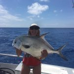 Islamorada and dry tortugas fishing report permit